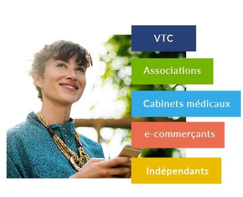 standard pour vtc indépendants commerçants cabinets médicaux associations
